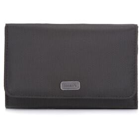 Pacsafe Daysafe Trifold Wallet Damen black